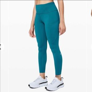 """Lululemon Fast and Free High Rise 25"""" Tight"""
